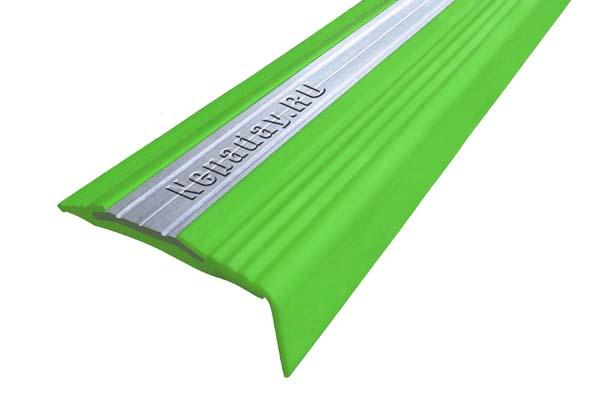 Алюминиевый угол-порог NoSlipper против скольжения
